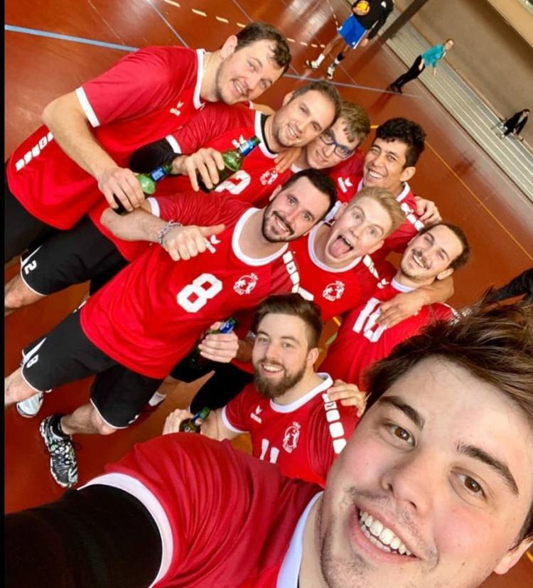 Volleyboys A - Le Locle (M2), 8.2.2020