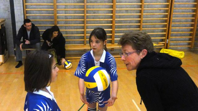 Volley Jeunesse Couvet 2011
