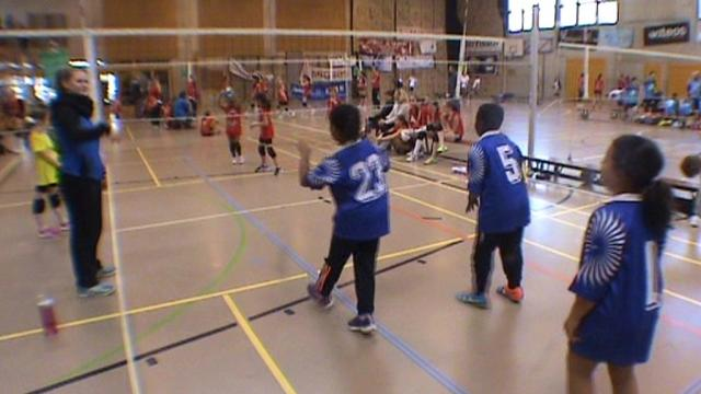 Tournoi Kid's, 15 mars  2015