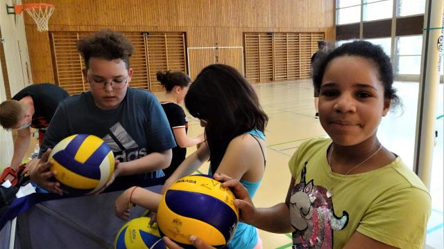 Volley Jeunesse (avril  2021)