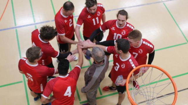 Le Locle - Volleyboys B (M2), 28 nov. 2019